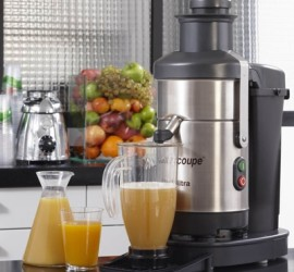 Robot Coupe Juicer Machines J80 & J100