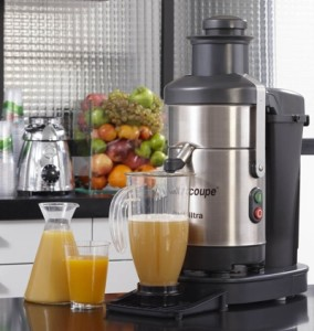 Robot Coupe Juicer Machines J80 and J100